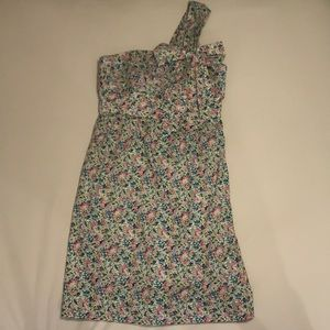 NWT J.Crew Liberty Print Bow Floral Dress